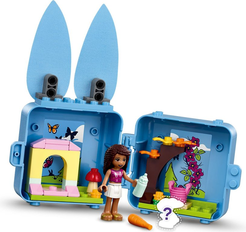 LEGO® Friends Andrea's Bunny Cube gameplay