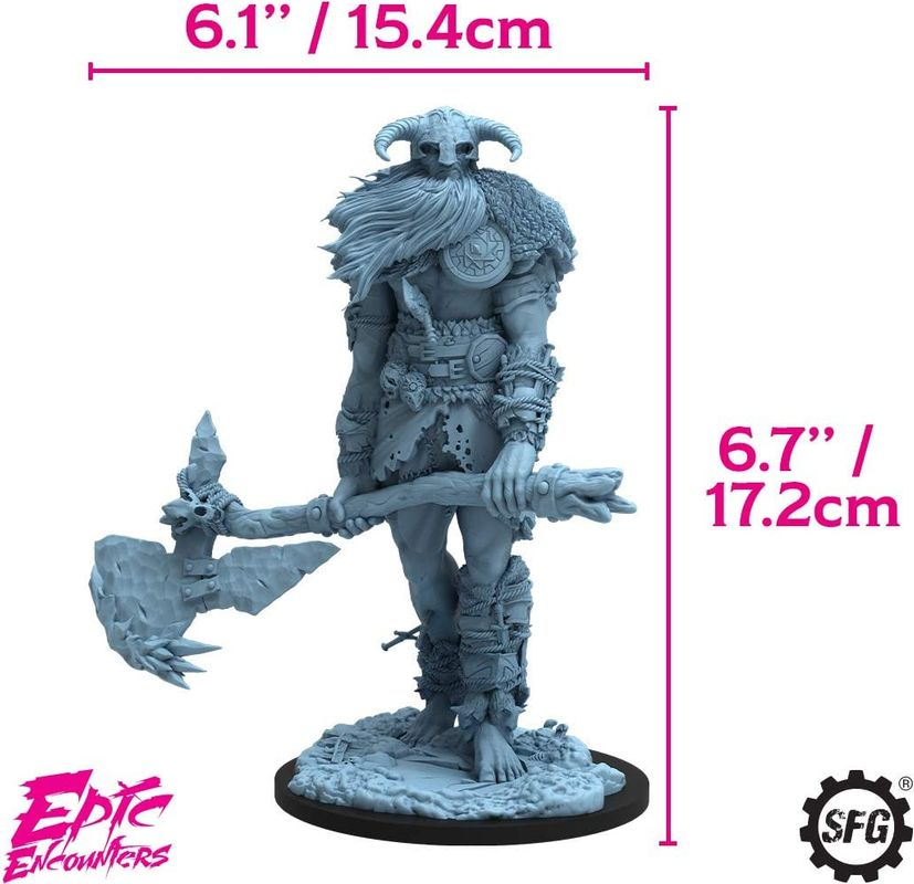 Caverns of the Frost Giant miniature