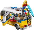LEGO® Creator Sunshine Surfer Van interior