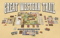 Great Western Trail components