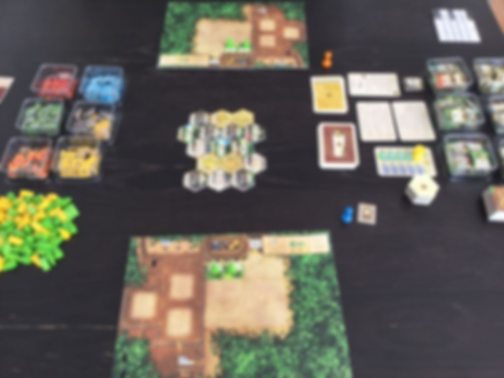 The Colonists gameplay