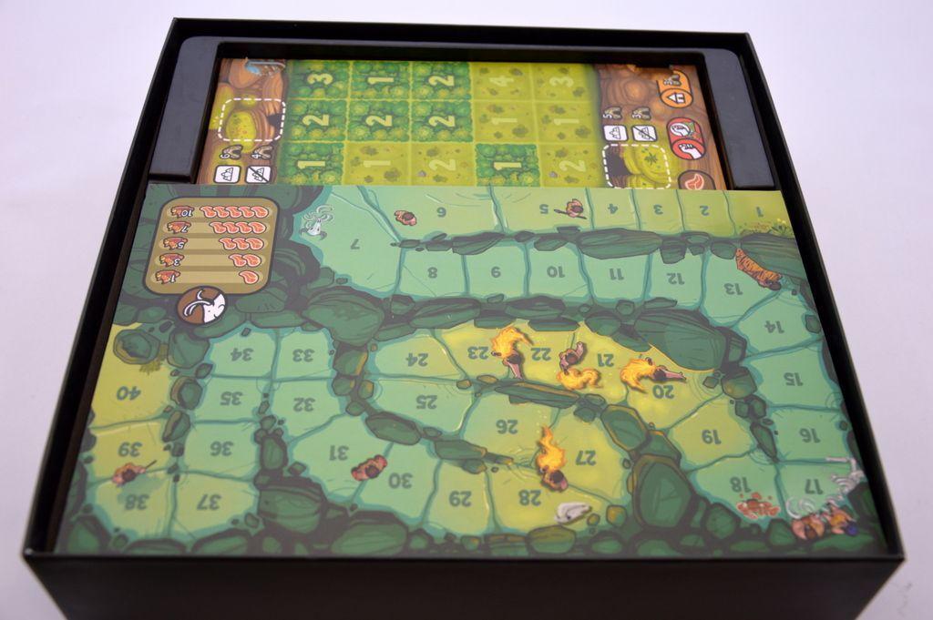 Sapiens game board