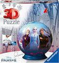 Disney Frozen 2 - 3D puzzleball