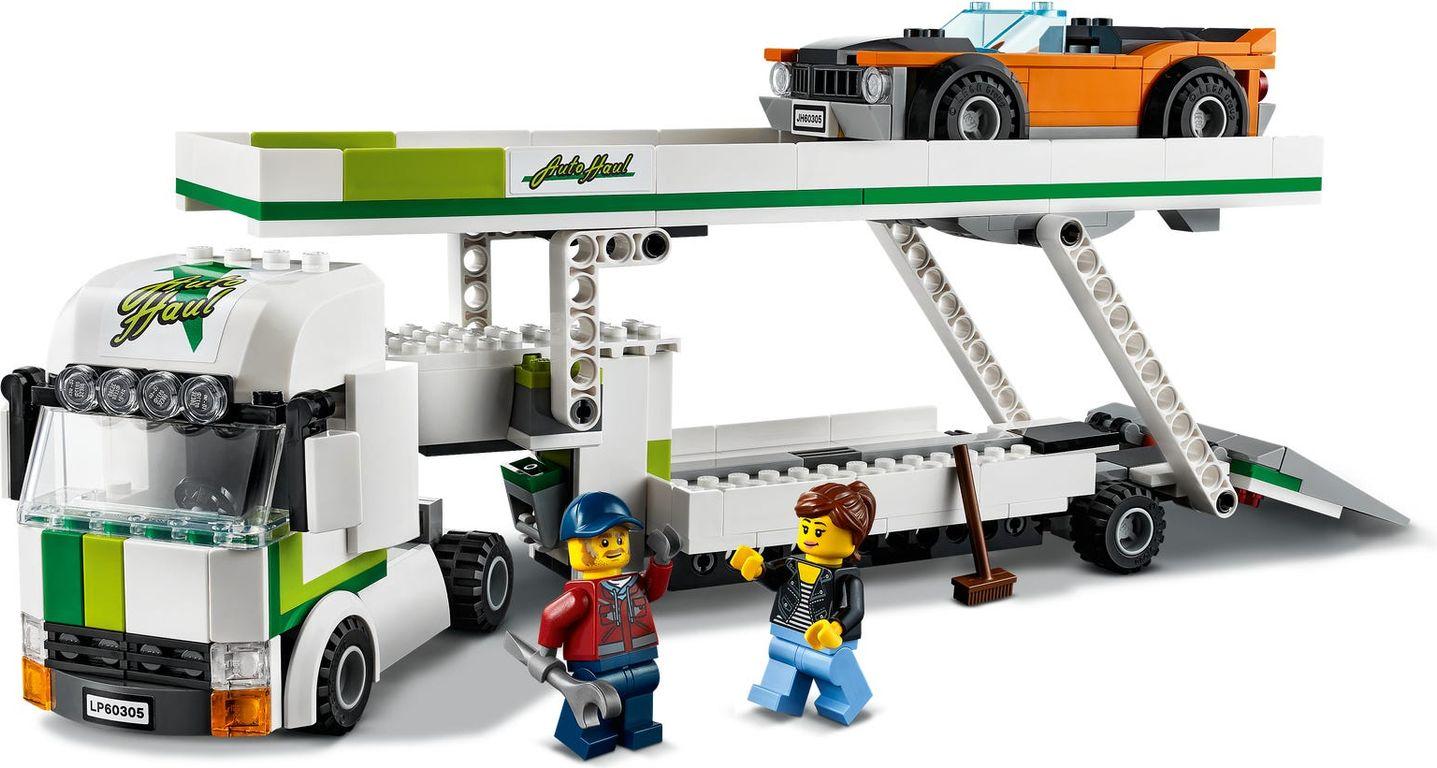 Car Transporter components
