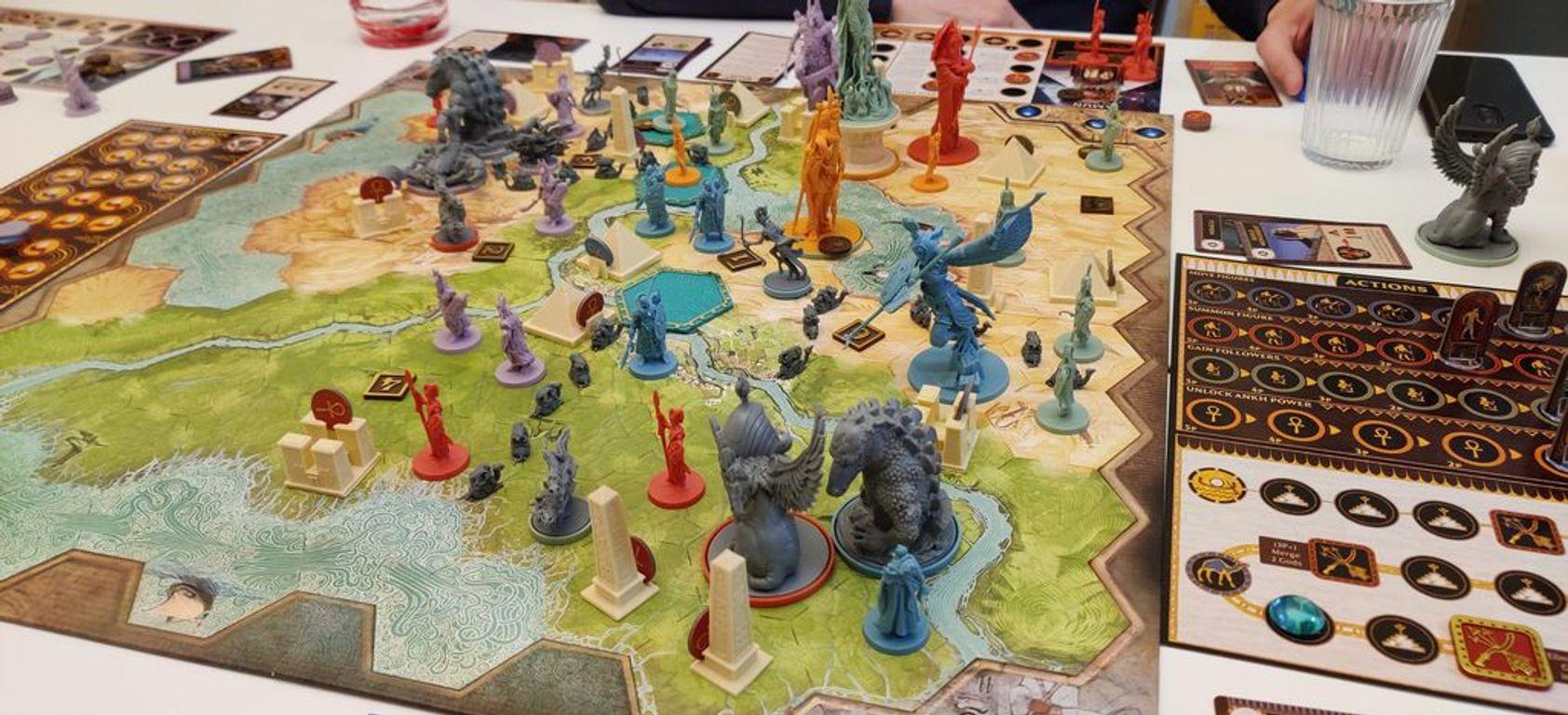 Ankh: Gods of Egypt gameplay