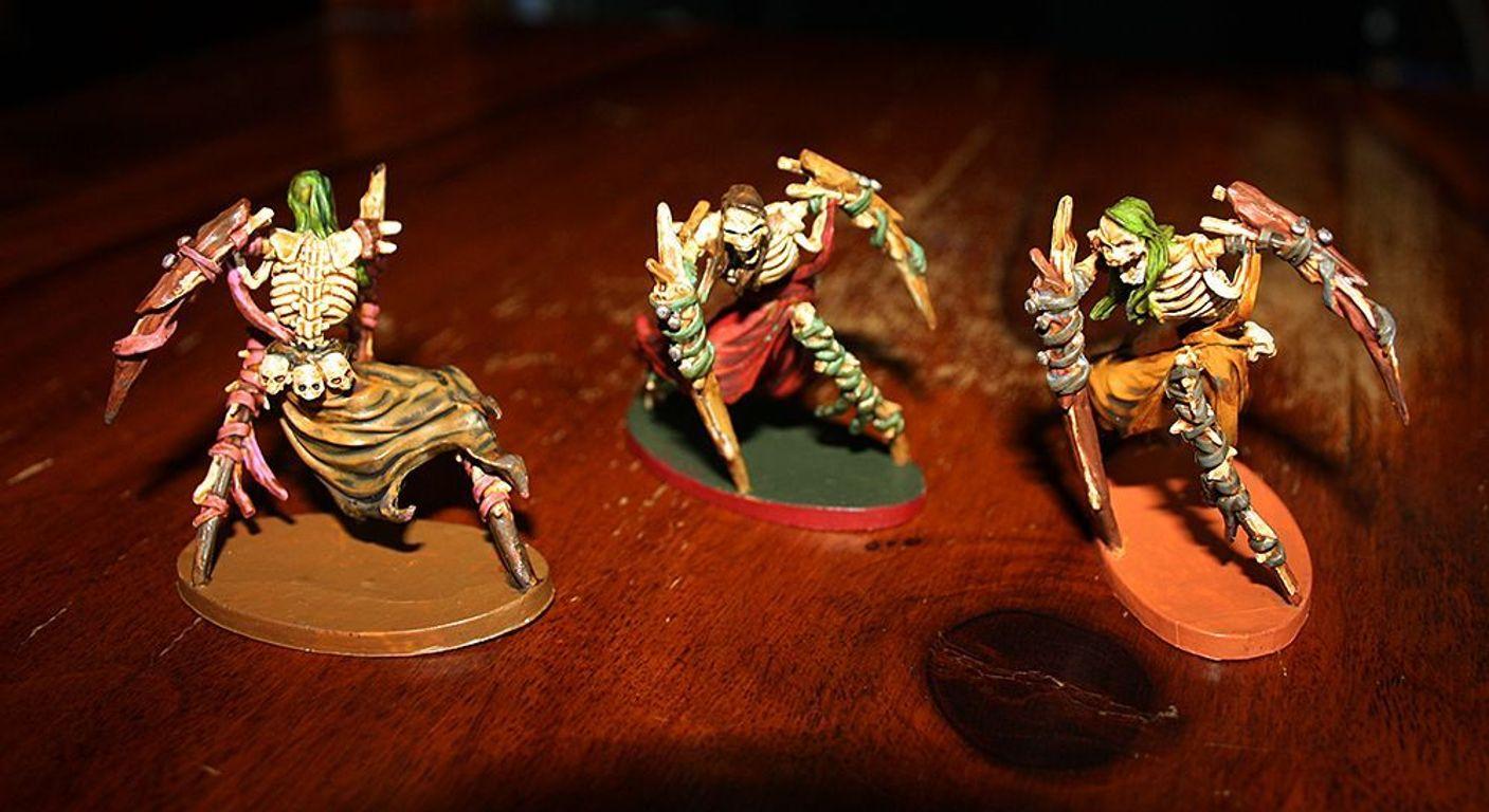 Descent: Die Reise ins Dunkel (Zweite Edition) – Rostende Ketten miniaturen