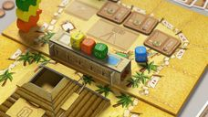 Camel Up Supercup gameplay