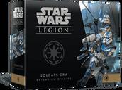 Star Wars Légion ‐ Soldats CRA Extension d'Unité