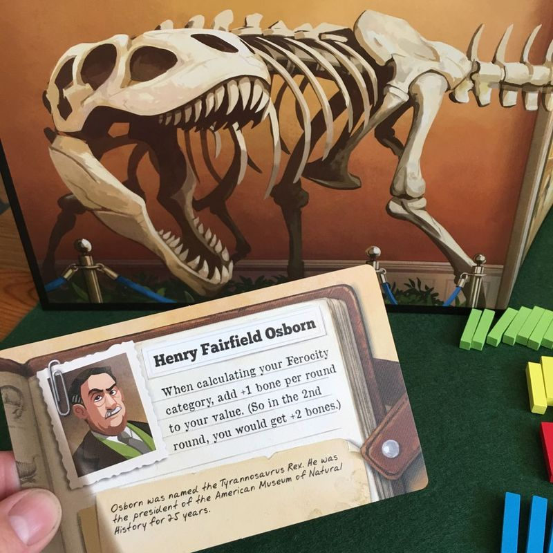 The Great Dinosaur Rush cards