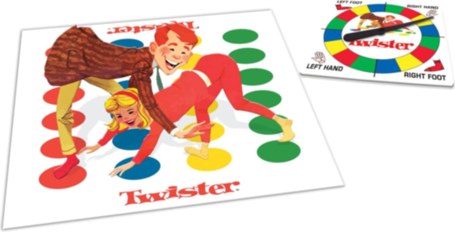 Twister gameplay