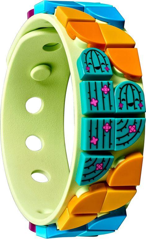 Cool Cactus Bracelet components