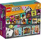 LEGO® BrickHeadz™ Go Brick Me back of the box