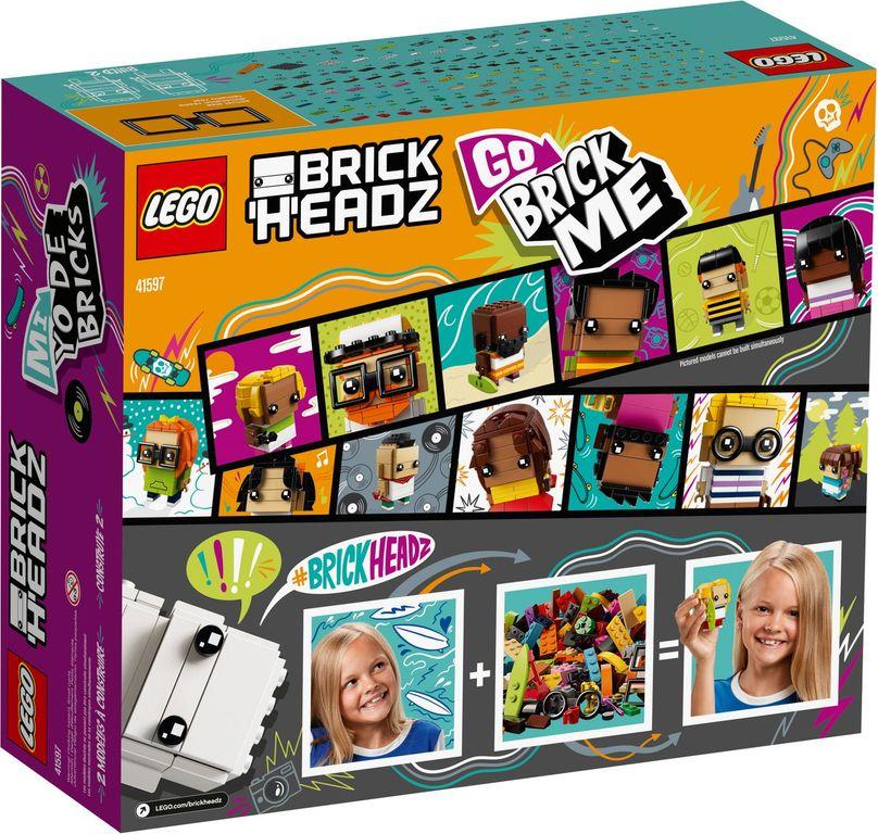Go Brick Me back of the box