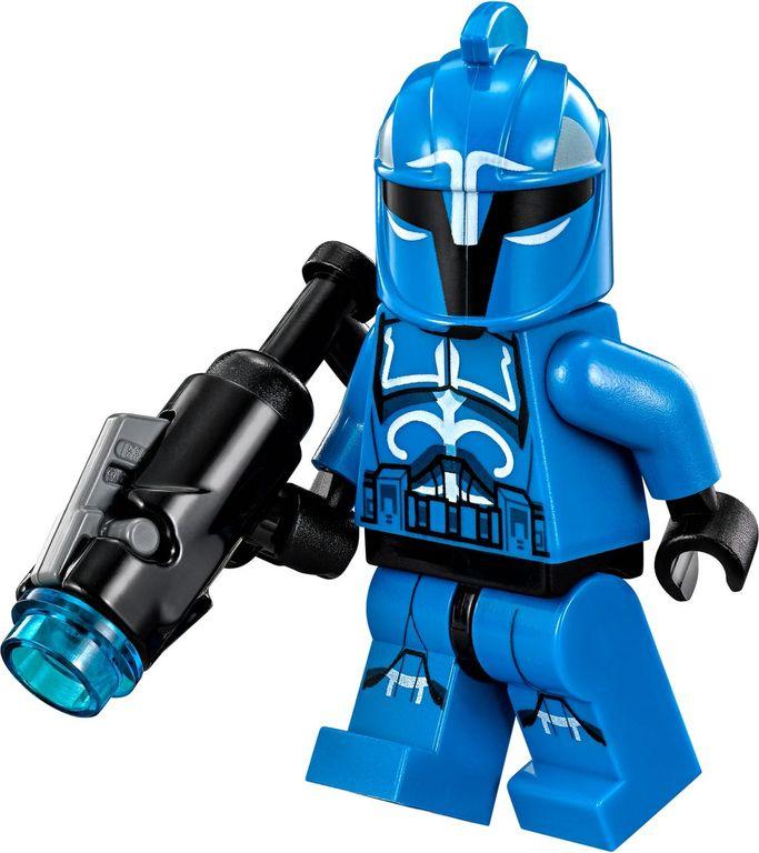 LEGO® Star Wars Senate Commando Troopers™ minifigures