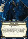 Arkham Horror: The Card Game – Devil Reef: Mythos Pack Radiant Smite card