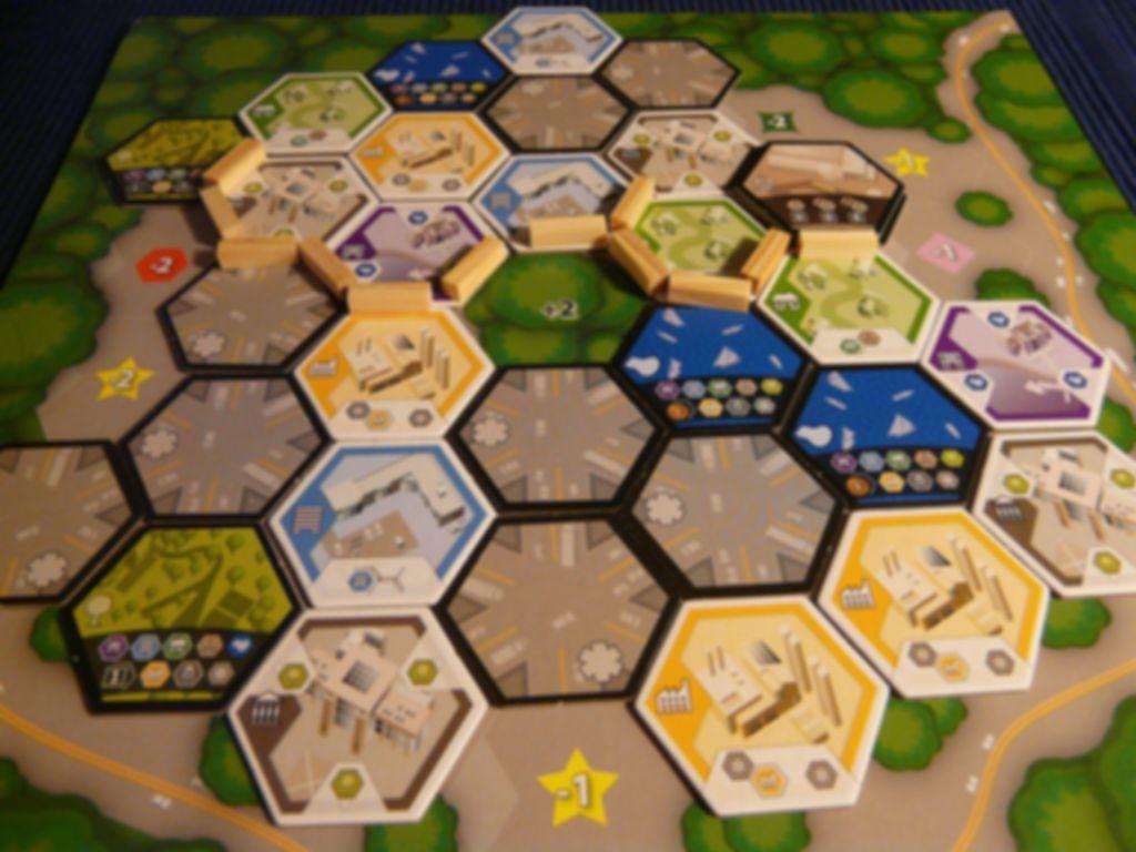 Subdivision gameplay