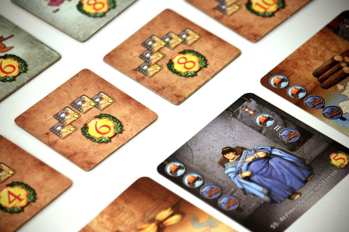 Augustus cards