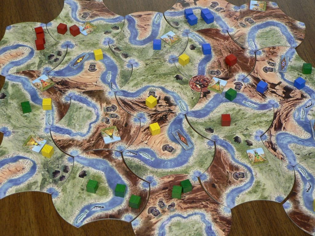 Bison: Thunder on the Prairie gameplay