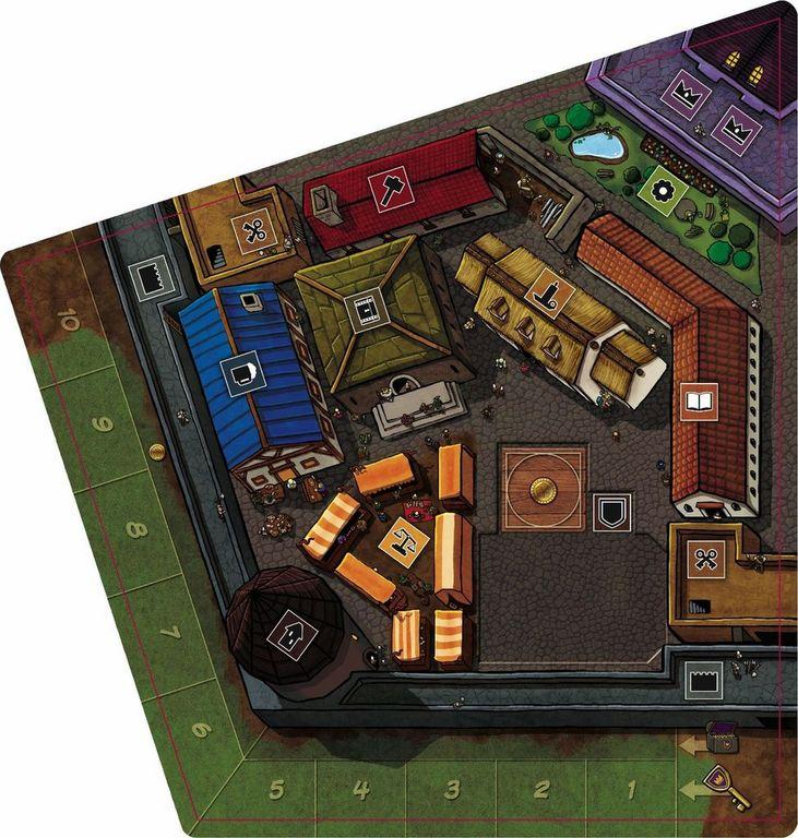 Belfort game board