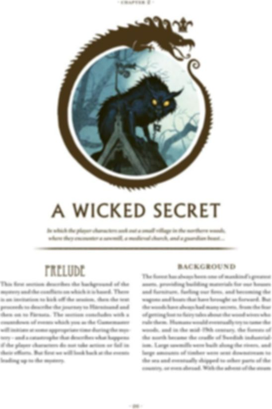 A Wicked Secret and Other Mysteries