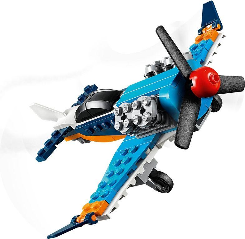 LEGO® Creator Propeller Plane components
