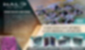 Halo: Fleet Battles - Covenant Core Battle Group Upgrade back of the box