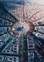 Paris Seen From Above