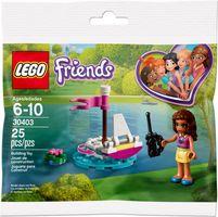LEGO® Friends Olivia's Remote Control Boat