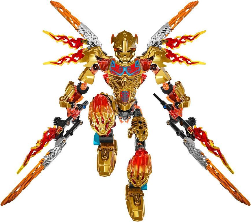 LEGO® Bionicle Tahu Uniter of Fire components