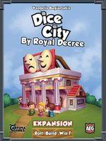Dice City: By Royal Decree
