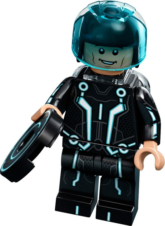 LEGO® Ideas TRON: Legacy minifigures