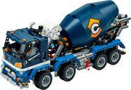 Concrete Mixer Truck components