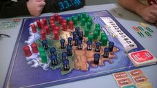 Stratego Conquest components