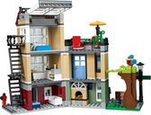 LEGO® Creator Park Street Townhouse interior