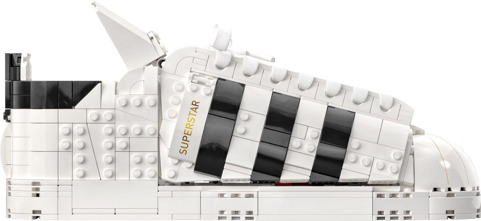 adidas Originals Superstar components