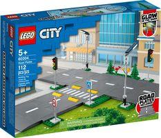 LEGO® City Road Plates