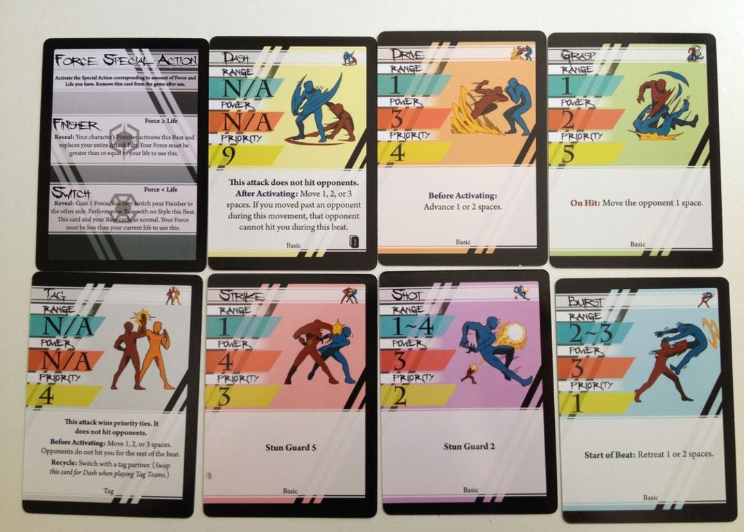 BattleCON: Fate of Indines cards