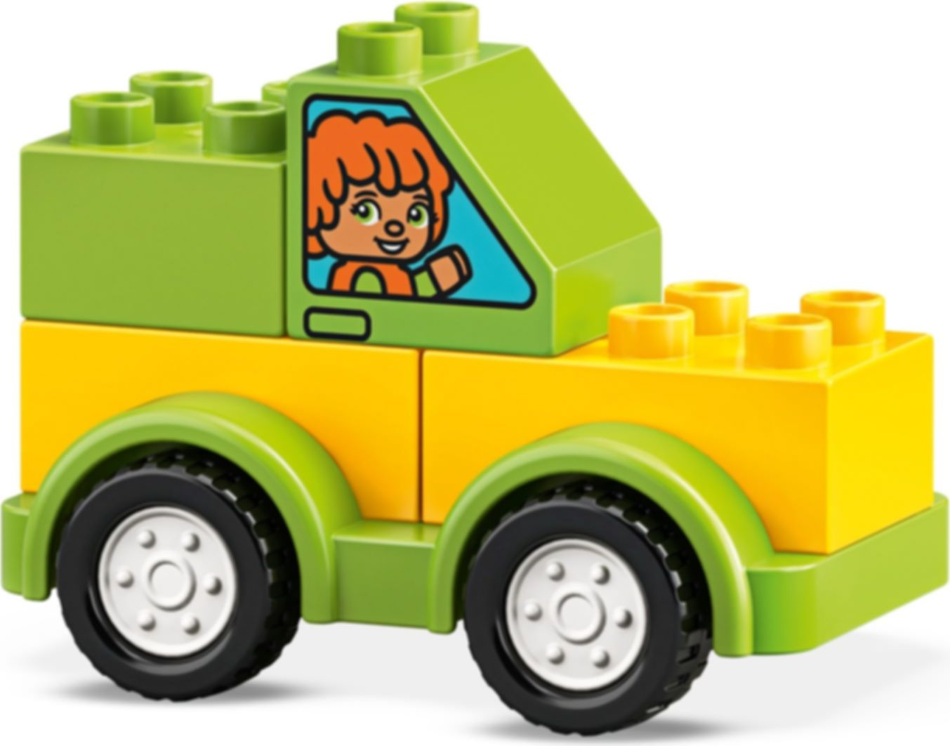 LEGO® DUPLO® My First Car Creations components