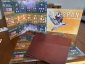 Wingspan: Oceania Expansion components