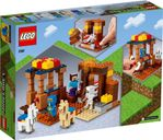 LEGO® Minecraft The Trading Post back of the box