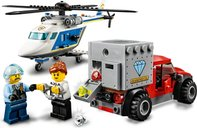 LEGO® City Police Helicopter Chase minifigures
