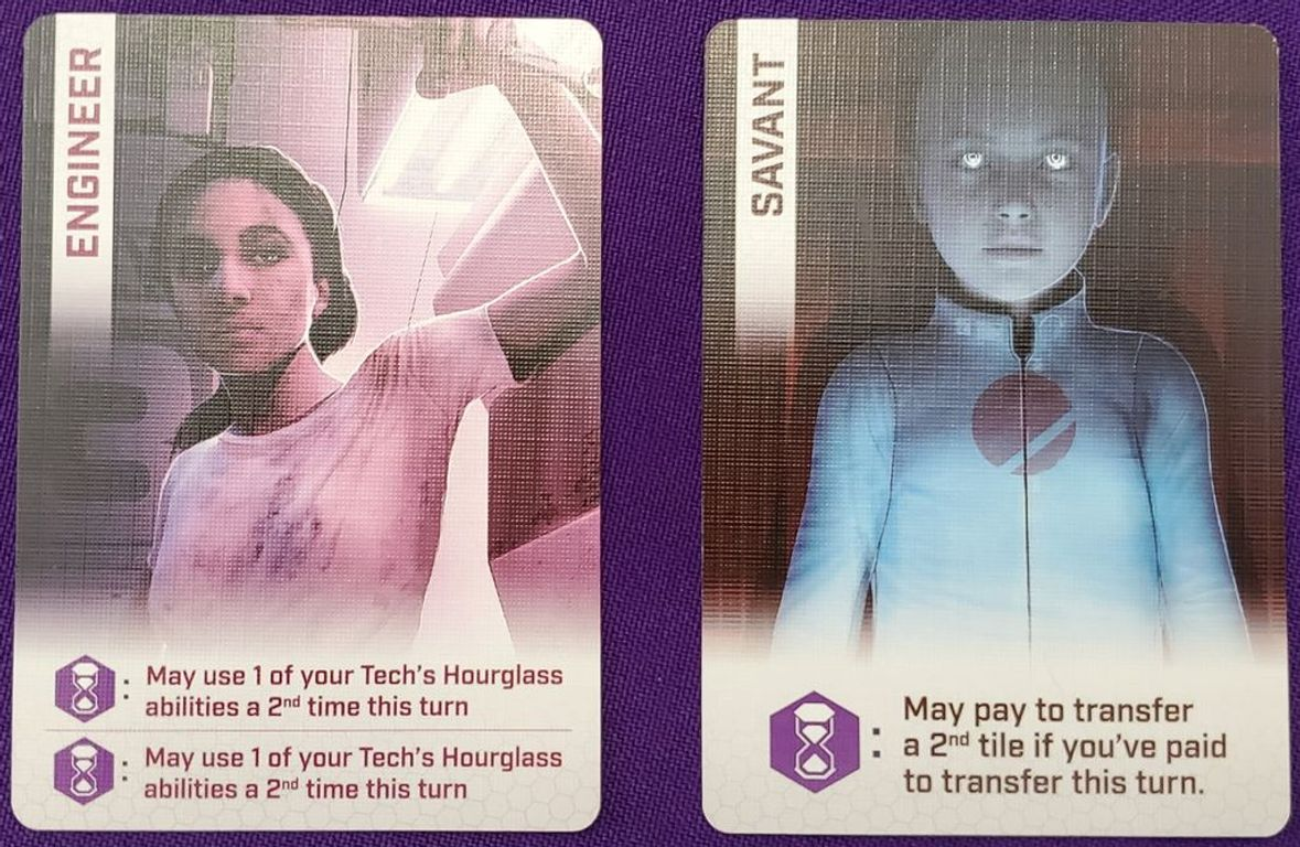 Ruins of Mars cards