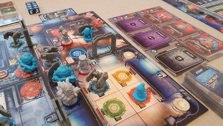 Starcadia Quest gameplay