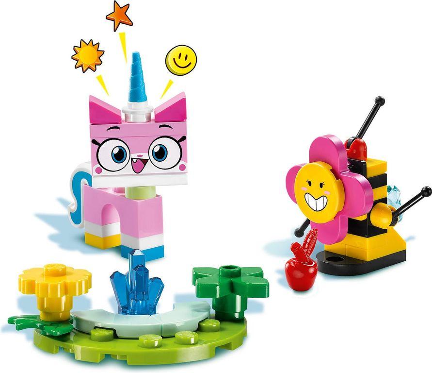 LEGO® Unikitty! Unikitty™ Cloud Car components