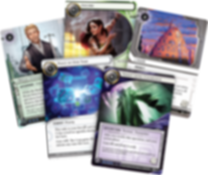 Android: Netrunner - Quorum cards