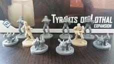 Star Wars: Imperial Assault - Tyrants of Lothal miniaturen