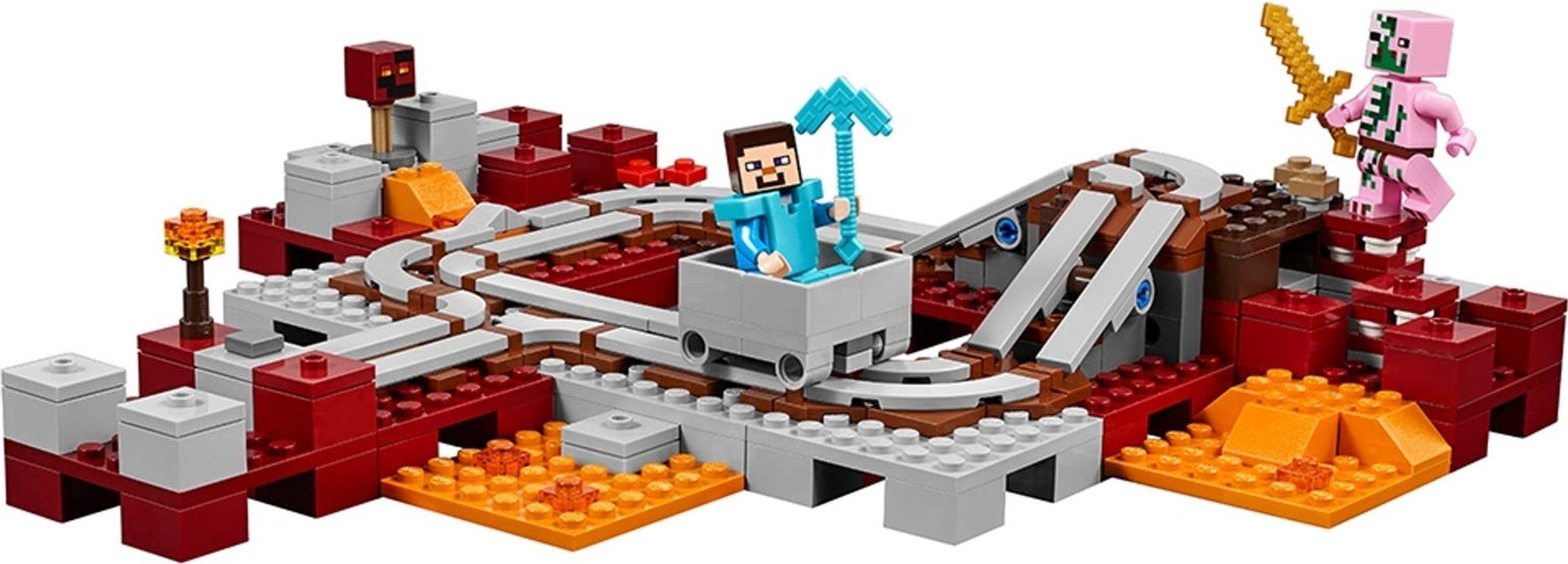 The Nether Railway gameplay