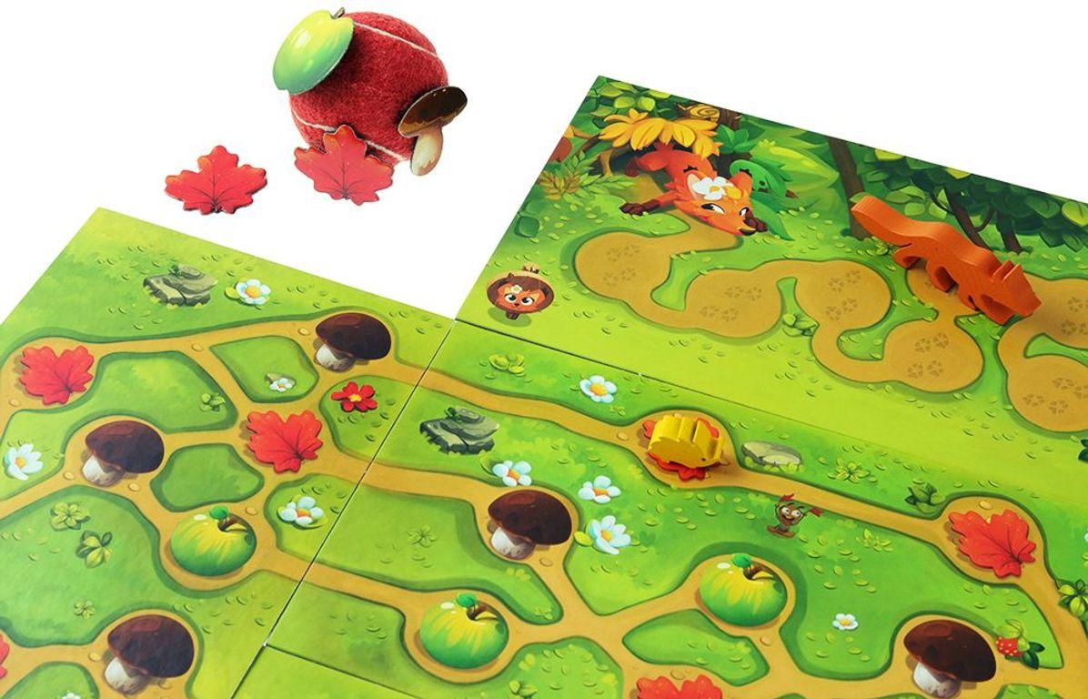 Hedgehog Roll gameplay