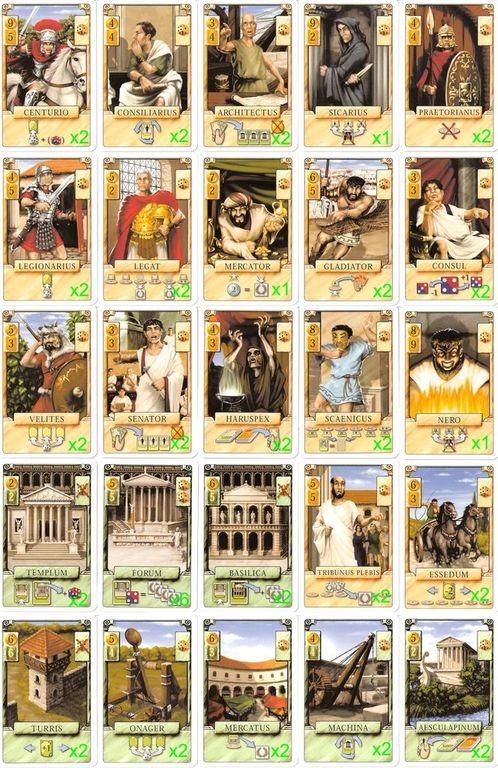 Roma cards