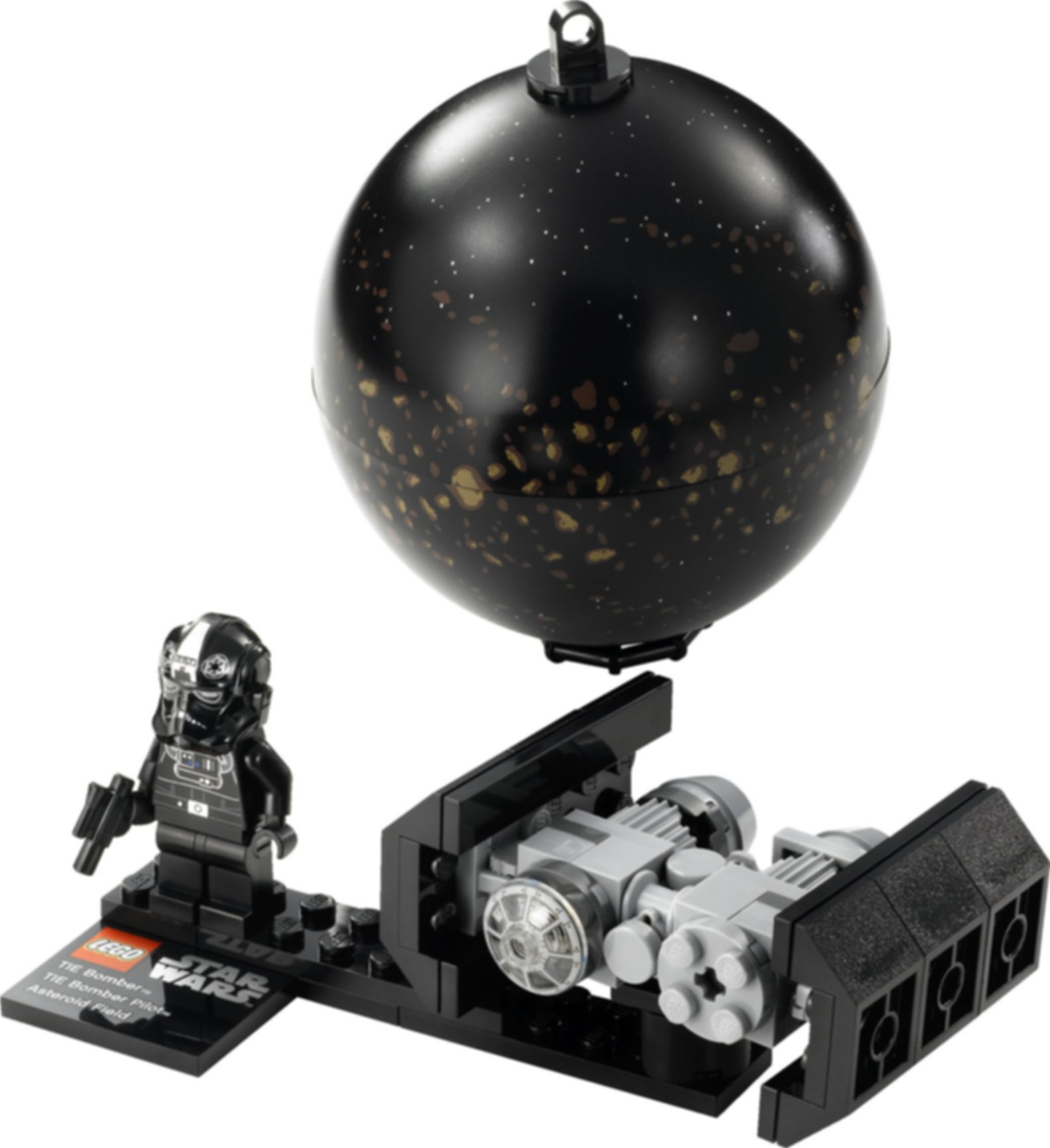 LEGO® Star Wars TIE Bomber & Asteroid Field components
